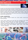 Virus EBOLA:Amaran Mengenai Jangkitan Penyakit Virus EBOLA (EVD) (B.Inggeris)