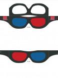 Demi Cinta:Pameran Demi Cinta 3D Glasses