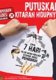 Denggi:Putuskan Kitaran Hidup Nyamuk (BM)