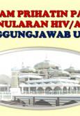 Khutbah Jumaat : Islam Prihatin Tentang Penularan HIV/AIDS : Tanggungjawab Ummah