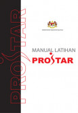 Prostar :Manual latihan Prostar-2004