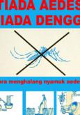 Denggi :Tiada Aedes Tiada Denggi