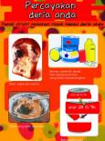Makanan:Percayakan Deria Anda
