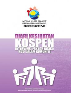 Diari Kesihatan KOSPEN - Intervensi Faktor Risiko NCD Dalam Komuniti