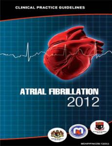 Management of Atrial Fibrillation (CPG-2012)