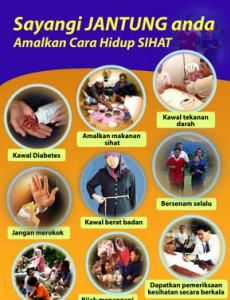 Jantung:Sayangi Jantung Anda (B. Malaysia)