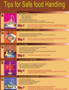 Makanan:Petua pengendalian makanan yang selamat (BI)