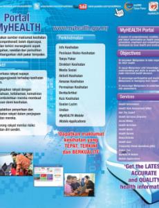 Portal  MyHEALTH (Pop Up)