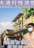Pandemik Influenza : Penggunaan Penutup Mulut (BC)