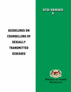STD Series V: Guidelines on Counseling of Sexually Transmitted Diseases