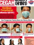 H1N1:Cegah H1N1 - Hentikan Penyebaran
