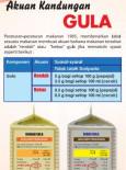 Gula:Pameran Kempen Kurangkan Pengambilan Gula Bunting 5
