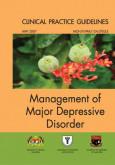 Depressive Disorder:Major Depressive Disorder