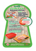 Makanan:Asingkan Makanan Mentah Dari Makanan Yang Sudah Dimasak