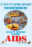 AIDS:Jika anda ke luar negeri