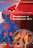 Dyslipedemia:Management of Dyslipedemia (4th edition) (CPG-Jun 2011)