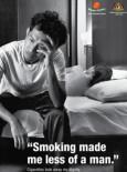 Merokok: Merokok menyebabkan isteri saya kecewa