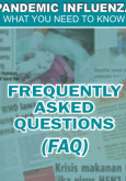 Pandemik Influenza : Soalan yang sering ditanya (BI)