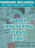 Pandemik Influenza : Soalan yang sering ditanya (BM)