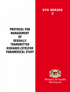 STD Series II : Protocol for management of Sexually Transmitted Diseases for paramedical staff [455 KB]