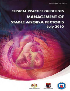 Management of Stable Angina Pectoris (CPG-2010)