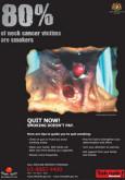 Merokok:Tak Nak Merokok (B.Inggeris)