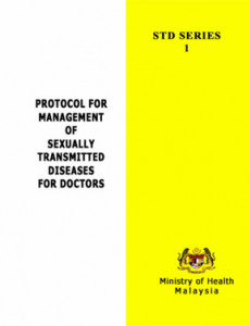 STD Series I : Protocol for management of Sexually Transmitted Diseases for doctors.