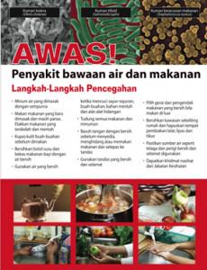 Penyakit Bawaan Air dan Makanan: Langkah-langkah pencegahan