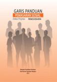 Garis Panduan Pemasaran Sosial Dalam Program Promosi Kesihatan