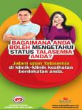 Talasemia:Mengetahui Status Talasemia Anda