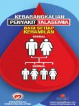 Talasemia:Kebarangkalian Penyakit Talasemia Setiap Kehamilan (Normal)