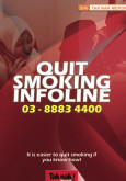 Merokok:Infoline Berhenti Merokok (BI)