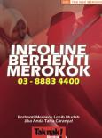 Merokok:Infoline Berhenti Merokok (BM)