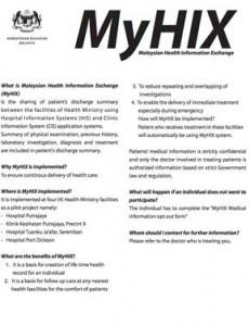 MyHIX (BI)