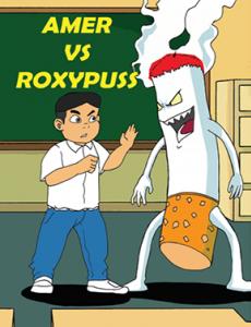 Amer VS Roxypuss