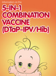 Vaksin Kombinasi 5 dalam 1 (BI)