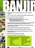 Banjir: Elakkan Penyakit semasa banjir