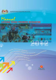 Cover 2D Manual Latihan Teras Promosi Kesihatan, Pakej Modul 2012