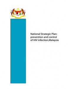 HIV:National Strategic Plan Ver 01 (B. Inggeris)