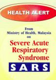 SARS: Health Alert Card