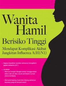 H1N1:Cegah H1N1 - Wanita Hamil Berisiko Tinggi (BM)