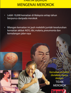 Merokok:Pameran Tak Nak 21