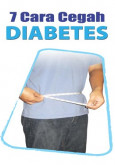 Diabetes:7 Cara Cegah Diabetes