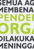 Pendermaan Organ - Kerjasama dengan POS Malaysia