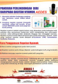 Denggi:Penggunaan Repelen