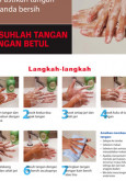 Basuh Tangan Dengan Betul (B. Malaysia)