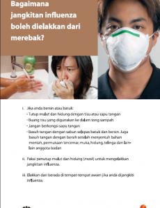 Influenza:Pameran Pandemik Influenza 25