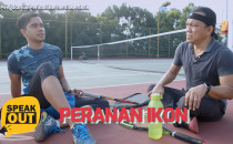Speak Out : Peranan Ikon