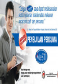 MeSTI Manufacture (Iklan) - Backdrop