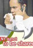 Cegah H1N1 - Jarakkan Diri Anda (B. Inggeris)